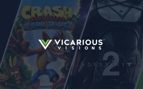 Vicarious Visions Web Development Preview