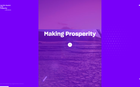 Global Prosperity Initiative Web Development Preview