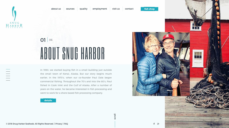Snug Harbor Web Design