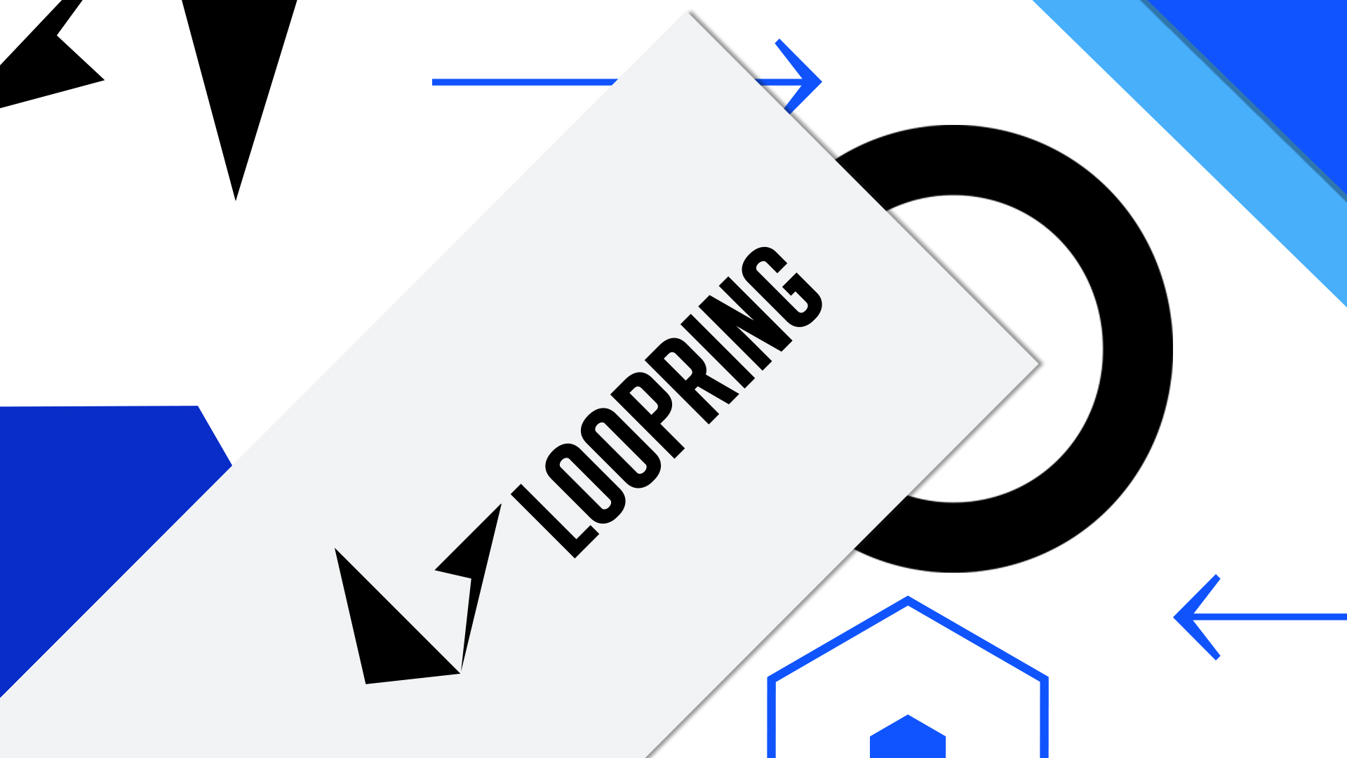Loopring Website Design Preview