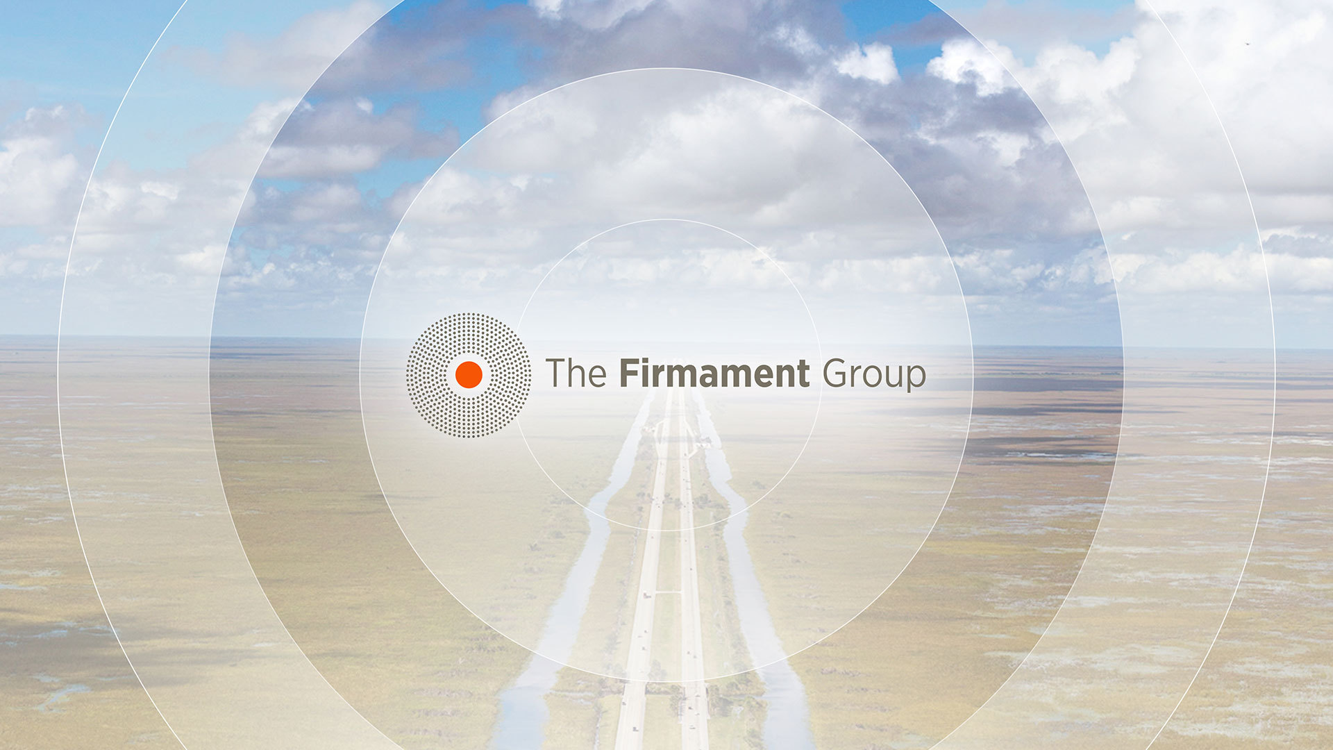 The Firmament Group Website Design Preview