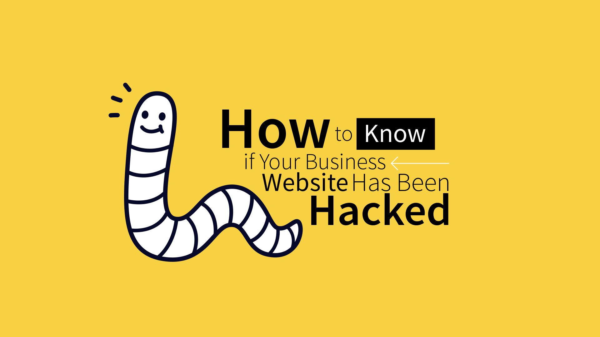 How to Know If Your Website is Hacked - Big Drop Inc Blog
