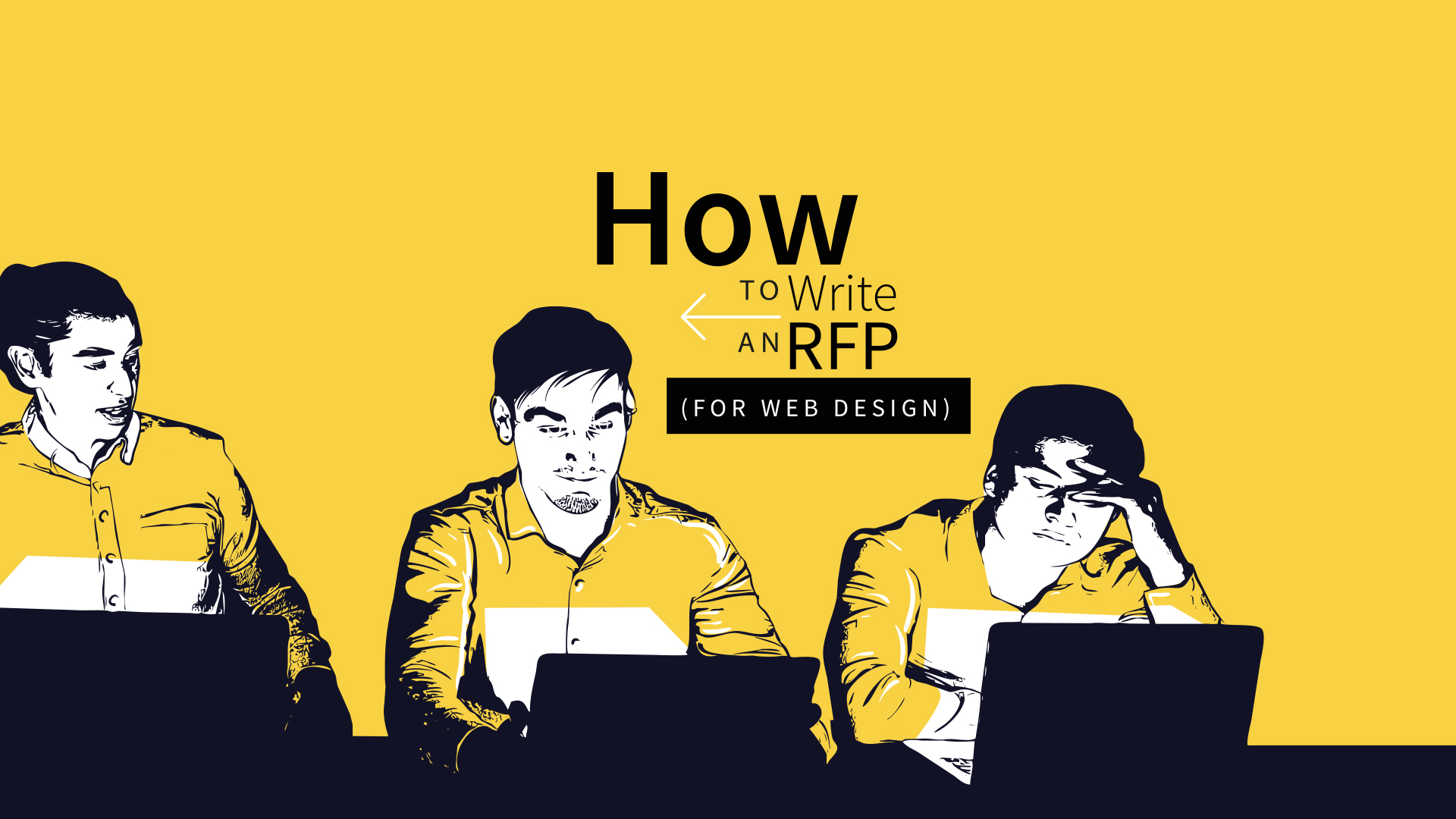 How to Write an RFP for Web Design - RFP Examples - Big Drop Inc